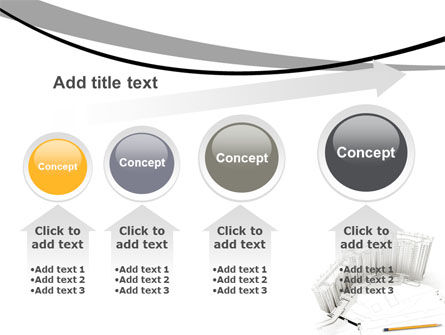 Building Draft PowerPoint Template Slide 13