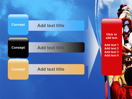Climbing PowerPoint Template Slide 12