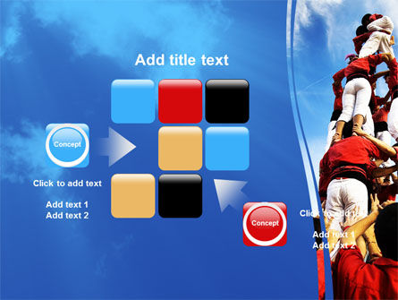Climbing PowerPoint Template Slide 16