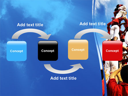 Climbing PowerPoint Template Slide 4