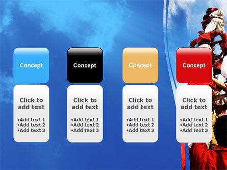 Climbing PowerPoint Template Slide 5
