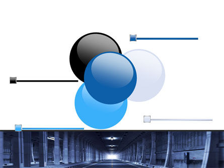 Underground Tunnel PowerPoint Template Slide 10