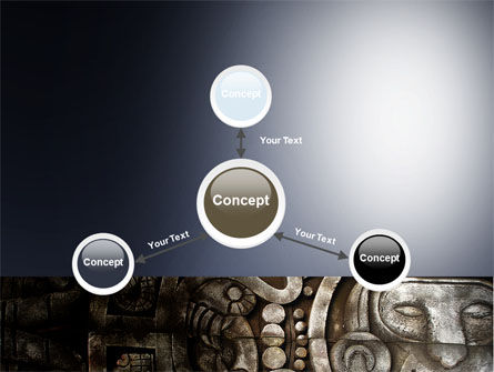 Pre-Columbian Art PowerPoint Template Slide 14