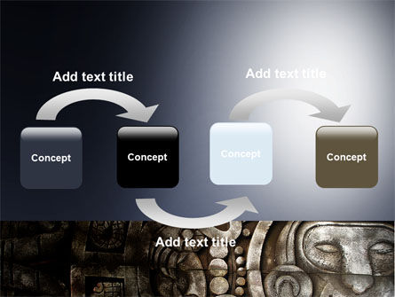 Pre-Columbian Art PowerPoint Template, Slide 4, 06272, Art & Entertainment — PoweredTemplate.com