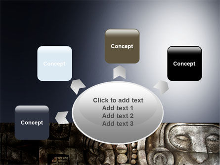 Pre-Columbian Art PowerPoint Template Slide 7