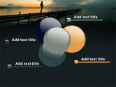 Sunset On The Sea PowerPoint Template#10