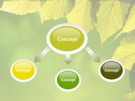 Early Fall Free PowerPoint Template, Slide 4, 06276, Nature & Environment — PoweredTemplate.com
