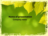 Nature & Environment: Early Fall Free PowerPoint Template #06276