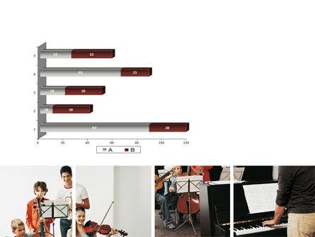 Musical School PowerPoint Template Slide 11