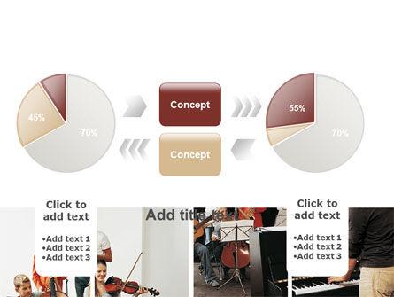 Musical School PowerPoint Template Slide 16