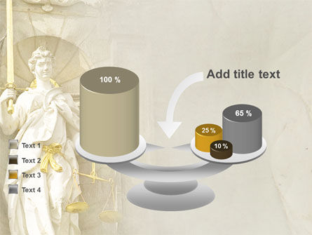 Lady Justice PowerPoint Template Slide 10