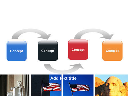 American Revolution PowerPoint Template, Slide 4, 06282, America — PoweredTemplate.com