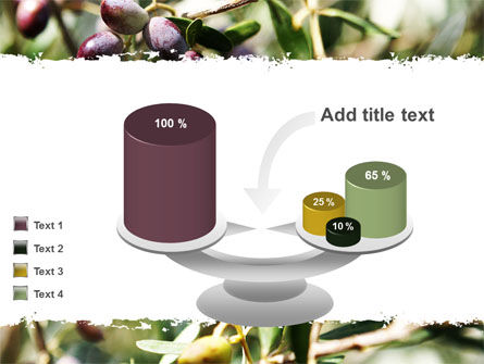 Olive PowerPoint Template Slide 10