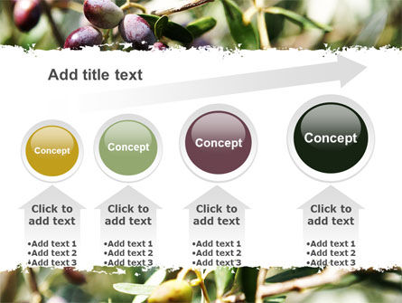 Olive PowerPoint Template Slide 13