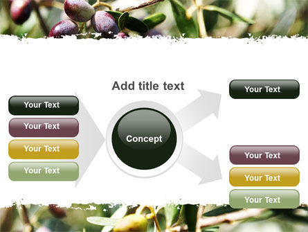 Olive PowerPoint Template Slide 14