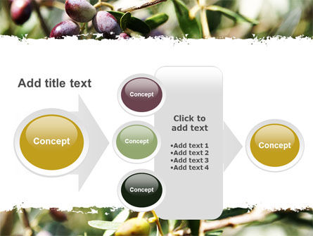 Olive PowerPoint Template Slide 17