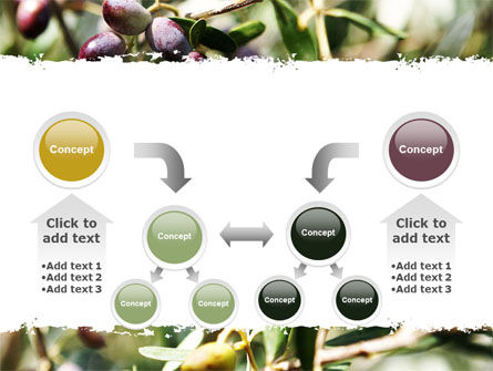 Olive PowerPoint Template Slide 19
