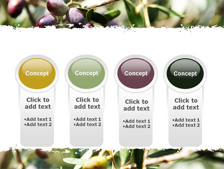 Olive PowerPoint Template Slide 5