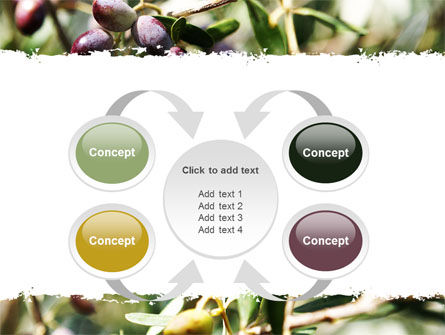 Olive PowerPoint Template Slide 6