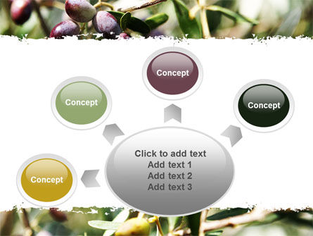 Olive PowerPoint Template Slide 7