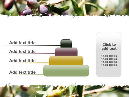 Olive PowerPoint Template Slide 8