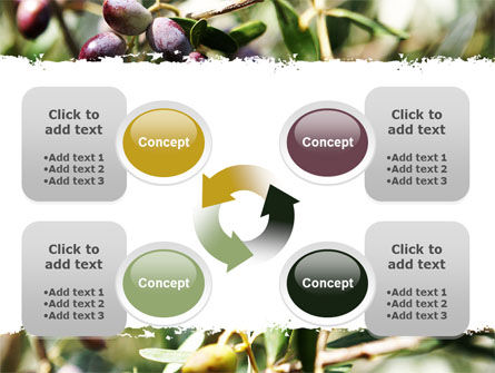 Olive PowerPoint Template Slide 9