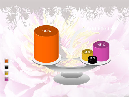 Blooming Flower PowerPoint Template Slide 10