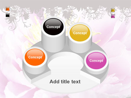 Blooming Flower PowerPoint Template Slide 12