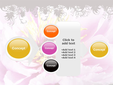 Blooming Flower PowerPoint Template Slide 17
