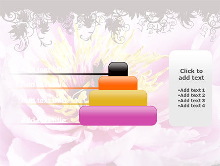 Blooming Flower PowerPoint Template Slide 8