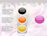 Blooming Flower PowerPoint Template#11