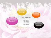 Blooming Flower PowerPoint Template#16