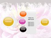 Blooming Flower PowerPoint Template#17