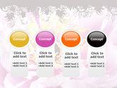 Blooming Flower PowerPoint Template#5