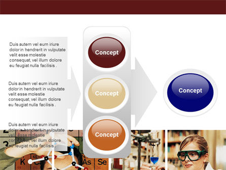 Chemistry Lesson PowerPoint Template Slide 11