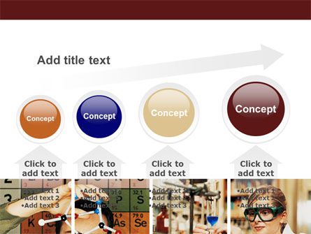 Chemistry Lesson PowerPoint Template Slide 13