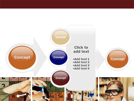 Chemistry Lesson PowerPoint Template Slide 17
