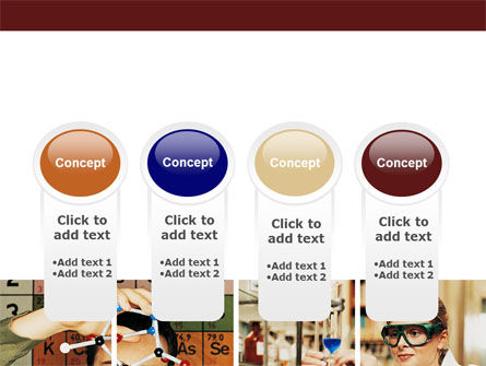 Chemistry Lesson PowerPoint Template Slide 5