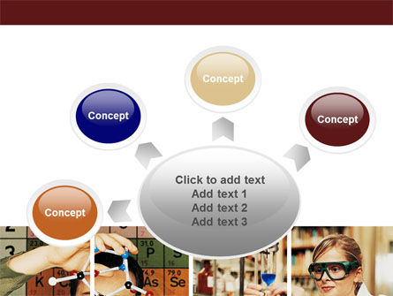 Chemistry Lesson PowerPoint Template Slide 7