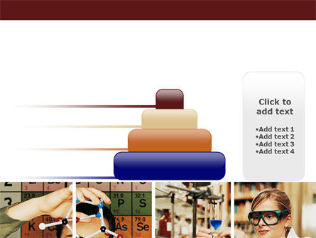 Chemistry Lesson PowerPoint Template Slide 8
