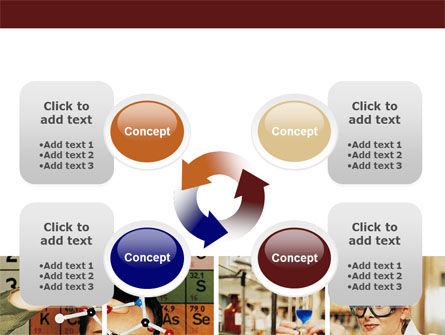 Chemistry Lesson PowerPoint Template Slide 9