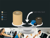 Sport Gym PowerPoint Template#10