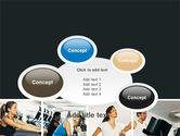 Sport Gym PowerPoint Template#16