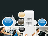 Sport Gym PowerPoint Template#17
