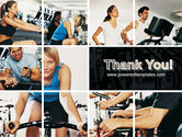 Sport Gym PowerPoint Template#20