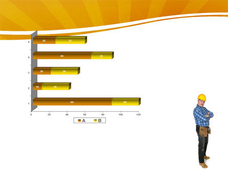 Builder With A Tool Belt PowerPoint Template Slide 11