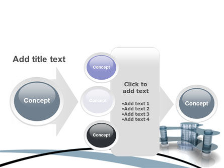 Innovative Architecture PowerPoint Template Slide 17