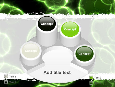 Microorganism PowerPoint Template Slide 12