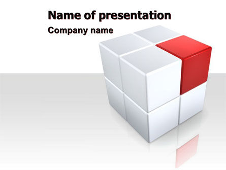 Integration PowerPoint Template, 06304, Consulting — PoweredTemplate.com