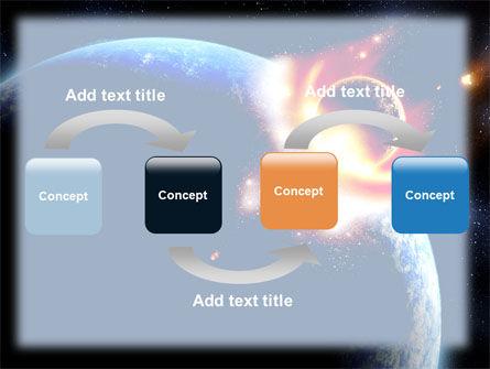 Big Bang Crash PowerPoint Template, Slide 4, 06306, Nature & Environment — PoweredTemplate.com